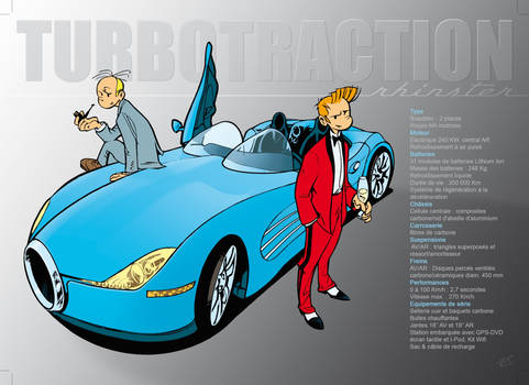 Turbotraction SE
