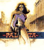 Adios Palomita by lao-wa
