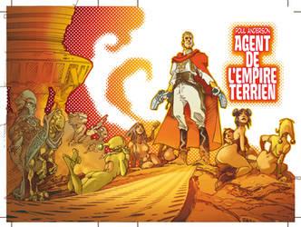 Agent of the Terran Empire by lao-wa