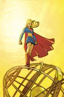 SuperGirl by lao-wa