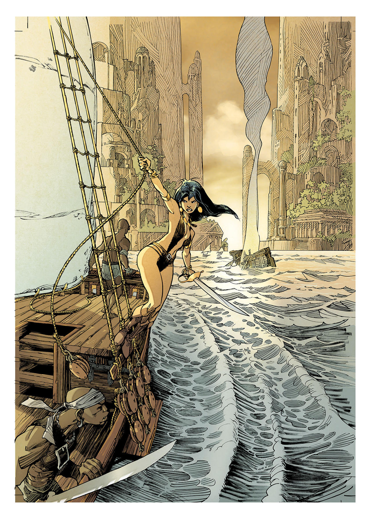 Age of Conan -Belit