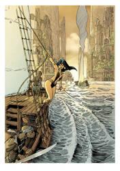 Age of Conan -Belit by lao-wa