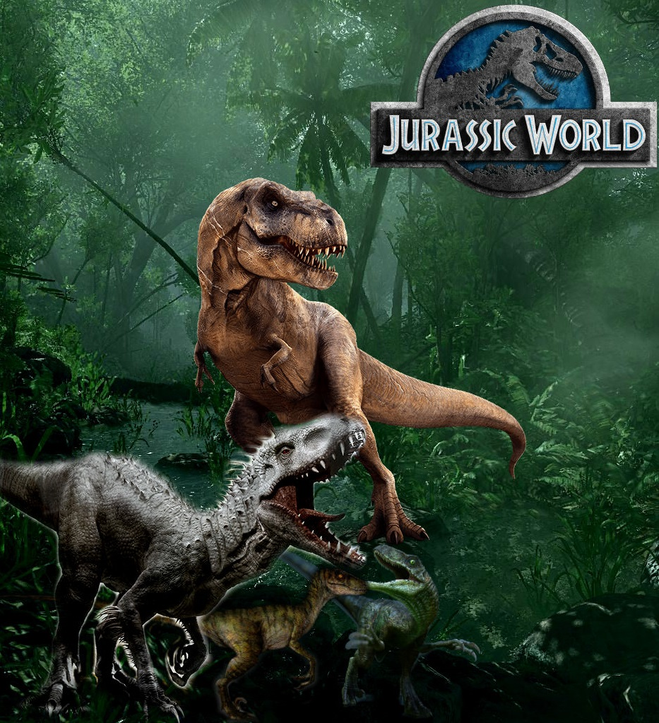 Jurassic World by TabbyKat32 on DeviantArt