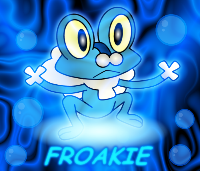 Pokemon x and y froakie by lightningrod728 on deviantart pokemon x and y froakie by lightningrod728 voltagebd Choice Image