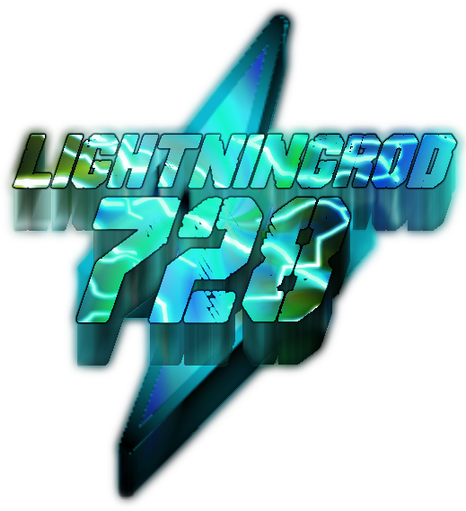 LightningRod728 Logo by LightningRod728