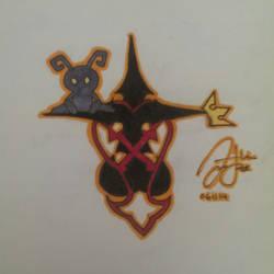 Heartless Tattoo Inked by eyitzjaytea