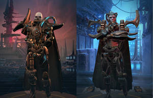 Age of Wonders Planetfall TheFellows by mikeeu76