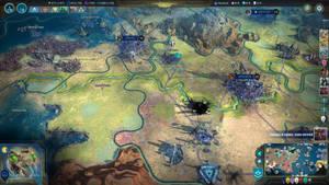 Age of Wonders Planetfall Regular Map