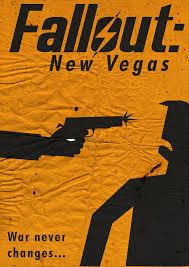 Fallout New Vegas War never changes