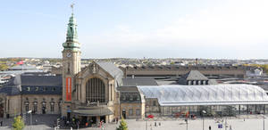 Luxembourg Central Railwaystation