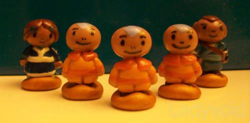 Avatar figurines