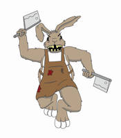 Butcher Bunny by TLY88
