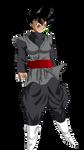 Female Black Vegeta (Black Veggie)