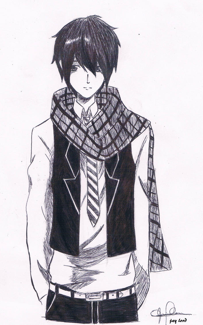 Cool anime guy by jlordsasshi48 on deviantart - Cool anime guy ...