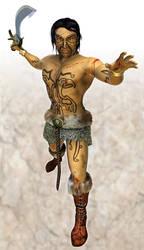 Warrior by MisterToretto