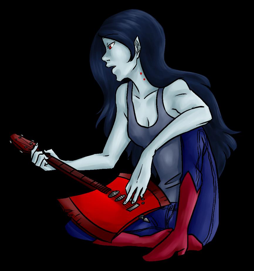 marceline the vampire queen varmints - 865×923