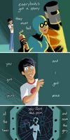 Danny Phantom: Here's To Us by ratopiangirl