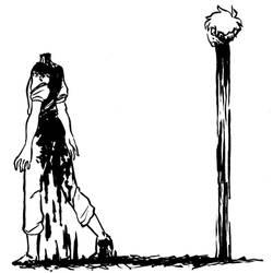 Headless Walk by ratopiangirl