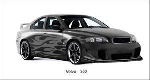 Modified Volvo S60