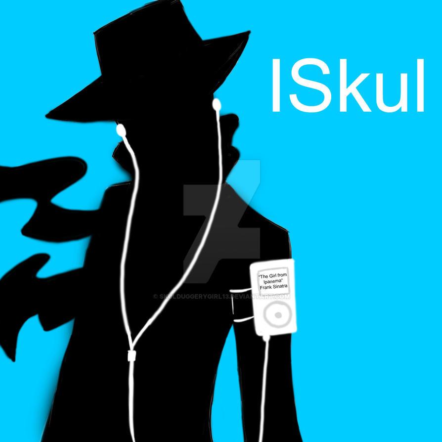 ISkul by SkulduggeryGirl13