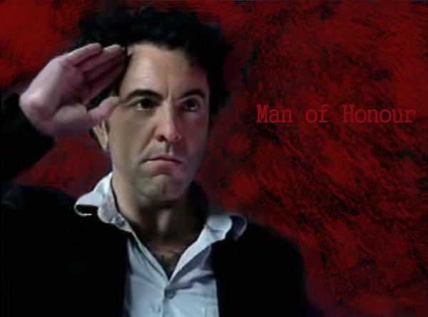 Man of Honour by DarkSideCookies