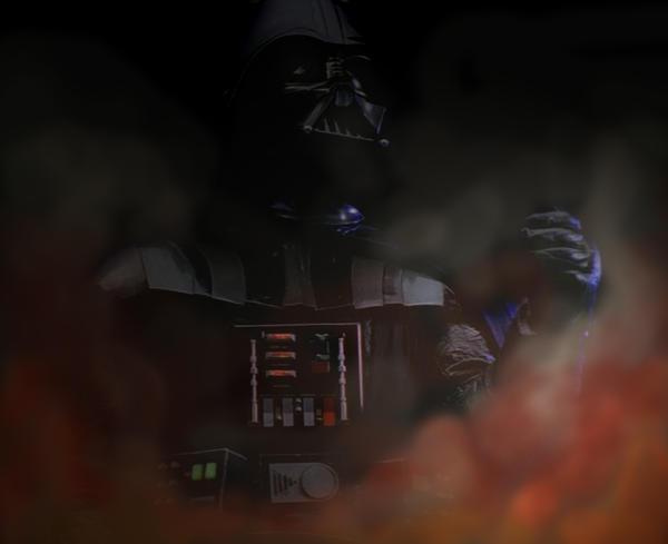 Life in flames by DarkSideCookies