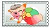 Flibbie Stamp by Cushies