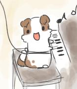 Piano by Cushies