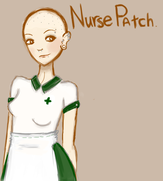 nurse patch. by Ask-Patch