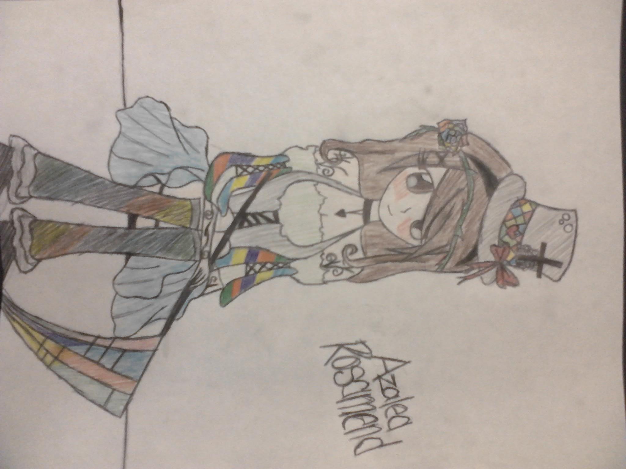 Princess Azalea OC by PrincessAzalea