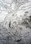 Samael's dreamland by VeronikaKru