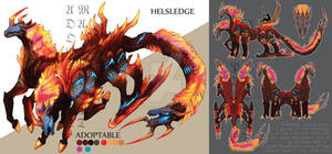 ADOPTABLE Close : HELSLEDGE [Auction][paypal]
