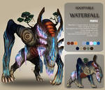 ADOPTABLE Close : WATERFALL [Auction][paypal]