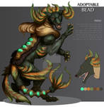 ADOPTABLE Close : BEAD [Auction][paypal]