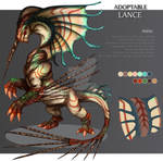 ADOPTABLE Close : LANCE [Auction][paypal]