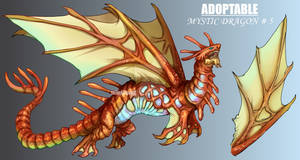 ADOPT OPEN : MYSTIC DRAGON #5 [Auction][paypal]