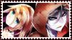 Satsuriku no Tenshi Stamp