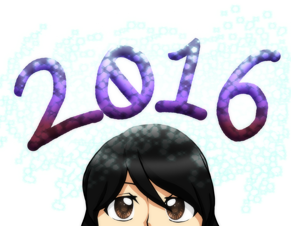 To the New Year by DevilsRealm