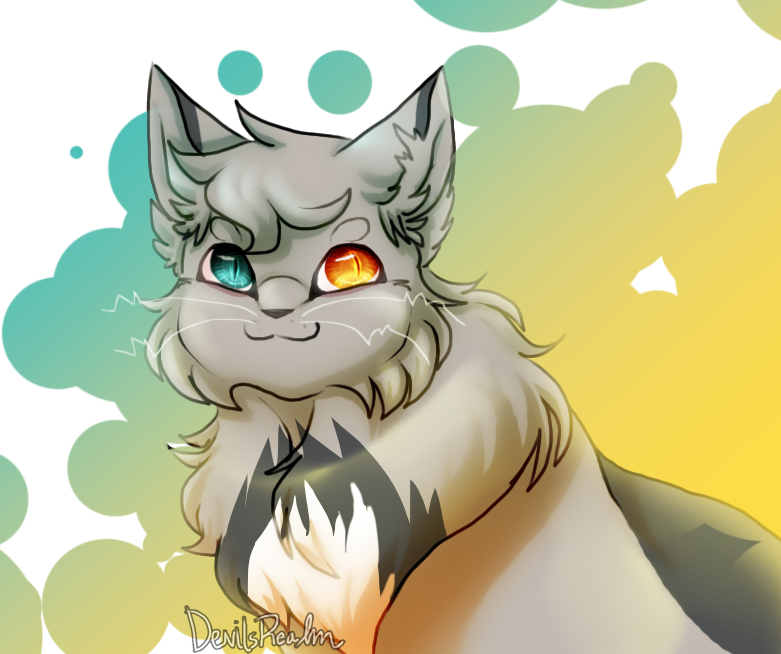 Mine The Birb Cat Himself by DevilsRealm