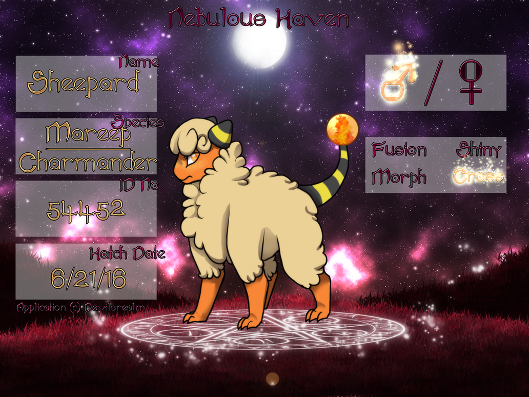 PKMN Sheepard  by DevilsRealm