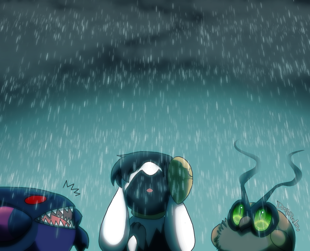 PKMN|Event| June: Rain at Last by DevilsRealm