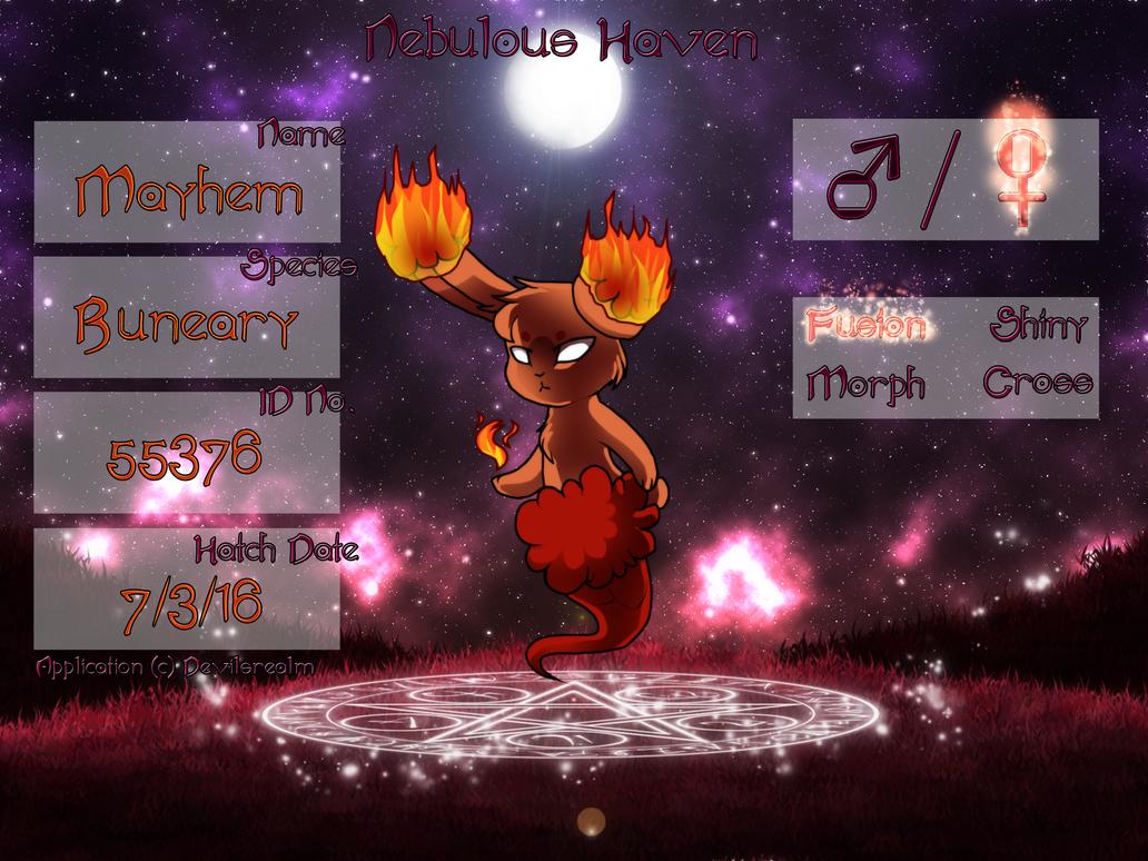 PKMN|Mayhem| by DevilsRealm