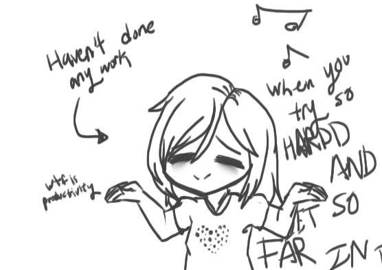 Tfw U Cant Art by DevilsRealm