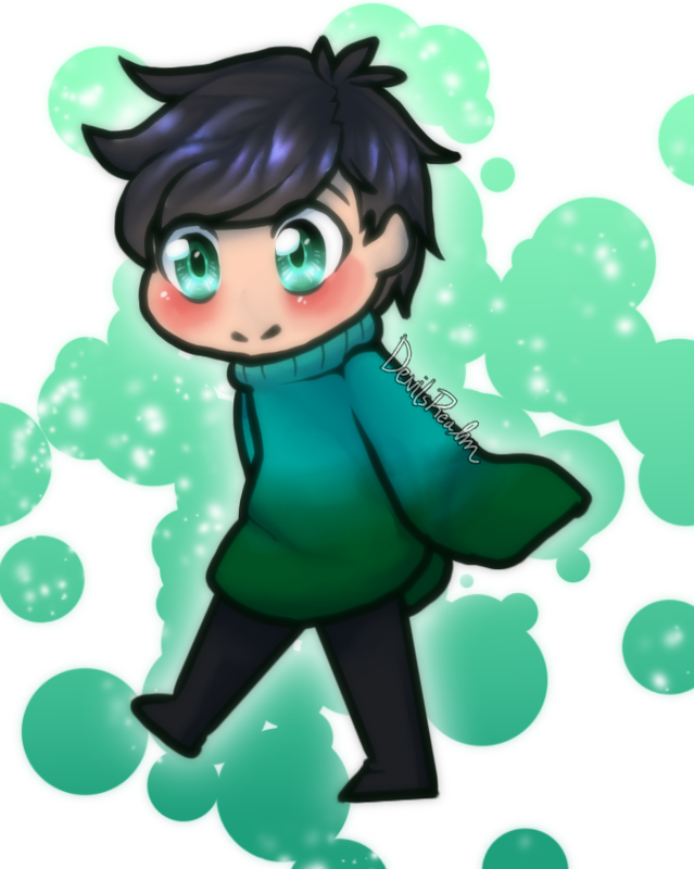 Sweater Weather Bby Boy by DevilsRealm