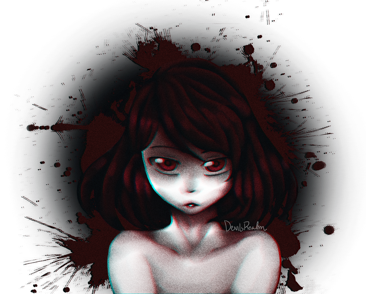 Mine| Little Miss Red by DevilsRealm