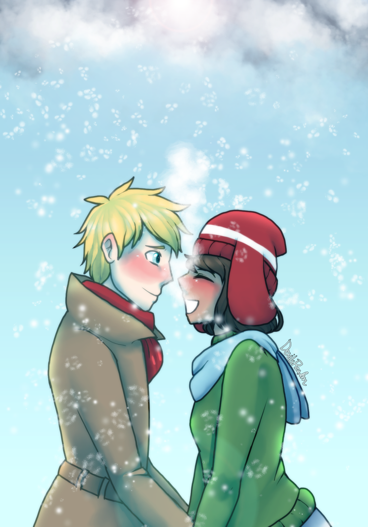Mine| A Christmas Wonderland by DevilsRealm