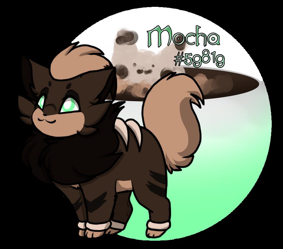 PKMN|Mocha| by DevilsRealm