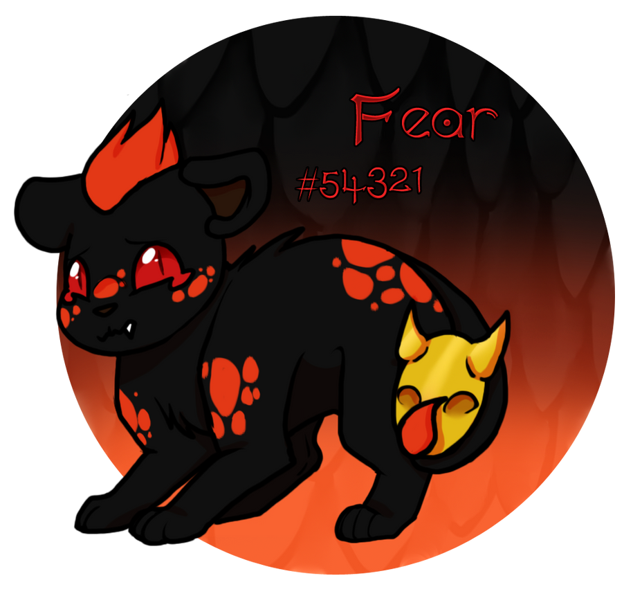 PKMN|Fear|[ADOPTED] by DevilsRealm