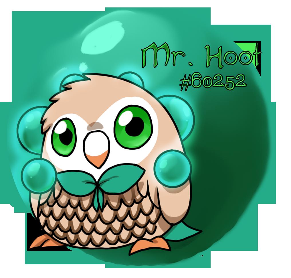PKMN|Mr. Hoot| by DevilsRealm