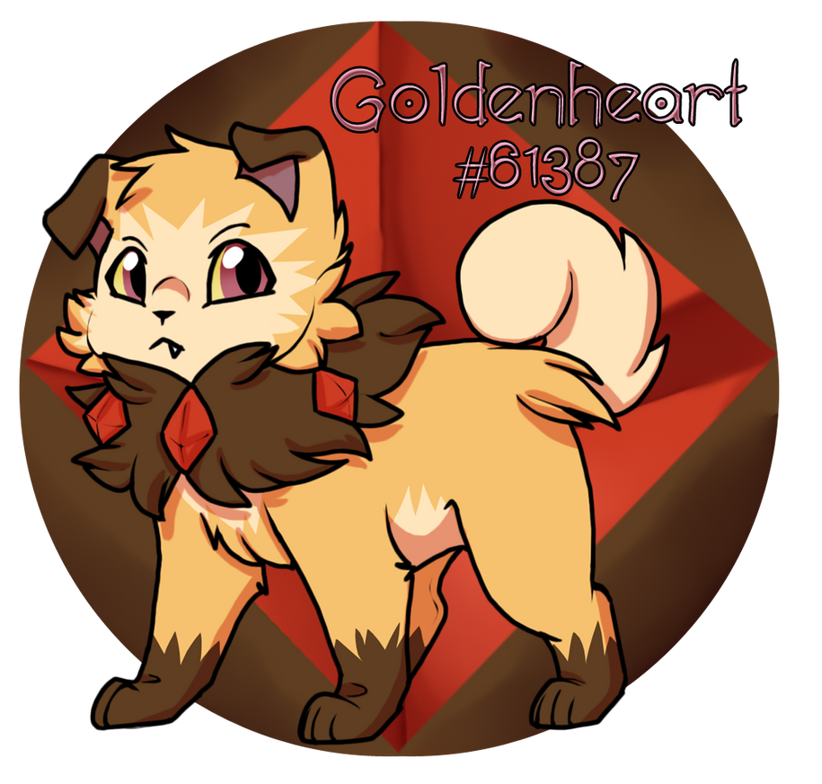 PKMN|Goldenheart| by DevilsRealm